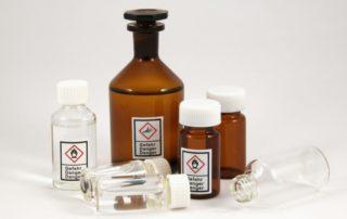 Innerbetriebliche Kennzeichnung der Gefahrstoffe
